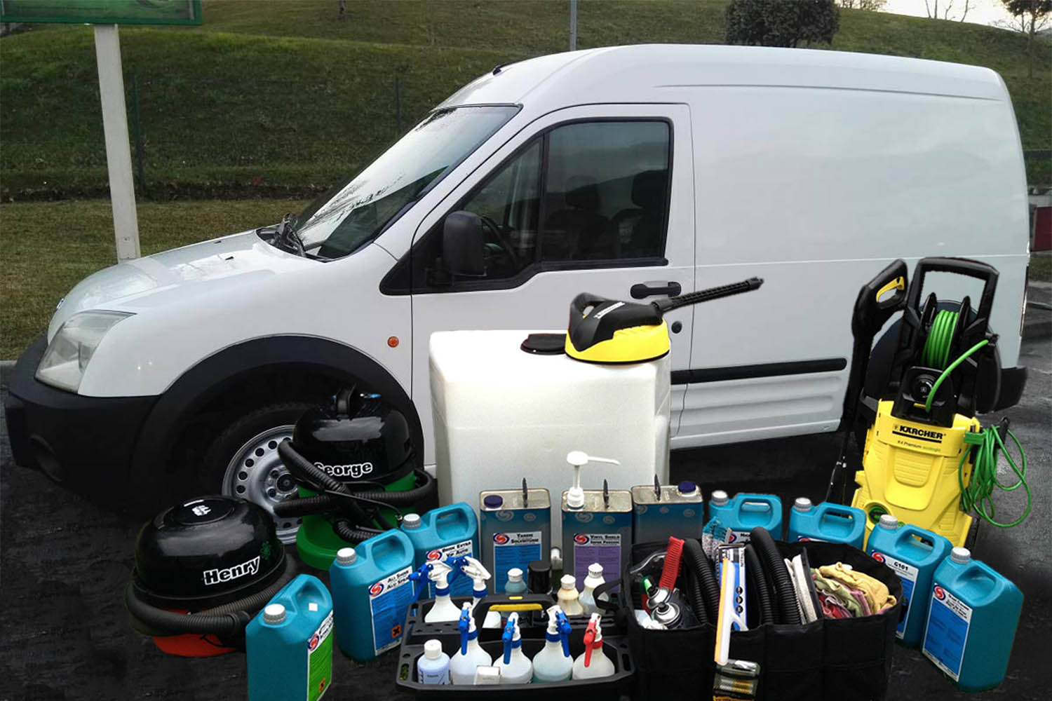 92296e42c879d4 How to start a mobile car valeting business - Weekend Wages